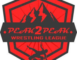 Feladio tarafından Design a Logo for Wrestling League in the rocky mountains için no 36