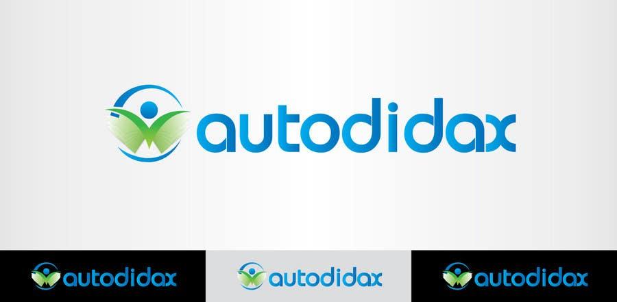 Конкурсная заявка №289 для Logo Design for autodidaX - be creative ;)