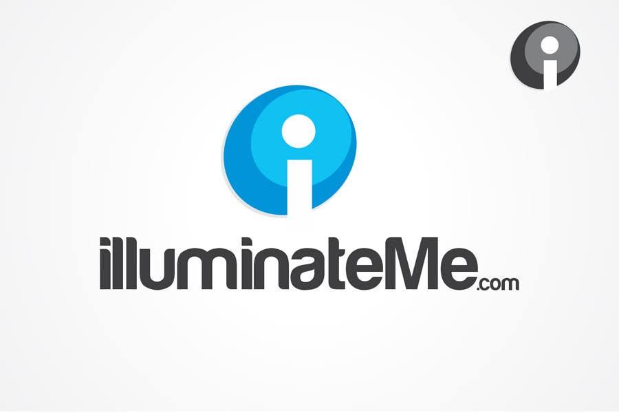 Penyertaan Peraduan #                                        101                                      untuk                                         Logo Design for IlluminateMe.com - A Crowdsourced News Site