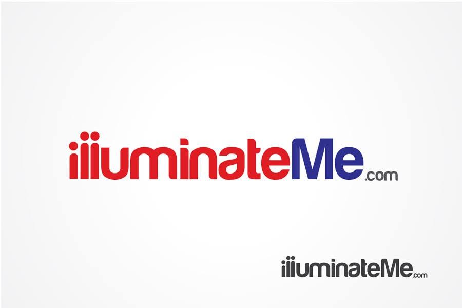 Entri Kontes #98 untukLogo Design for IlluminateMe.com - A Crowdsourced News Site