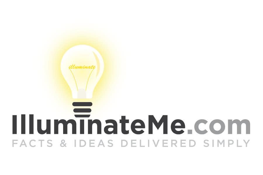 Penyertaan Peraduan #                                        39                                      untuk                                         Logo Design for IlluminateMe.com - A Crowdsourced News Site