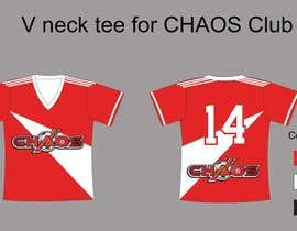#6 for Design a T-Shirt for our Youth Soccer Club af pdshermila