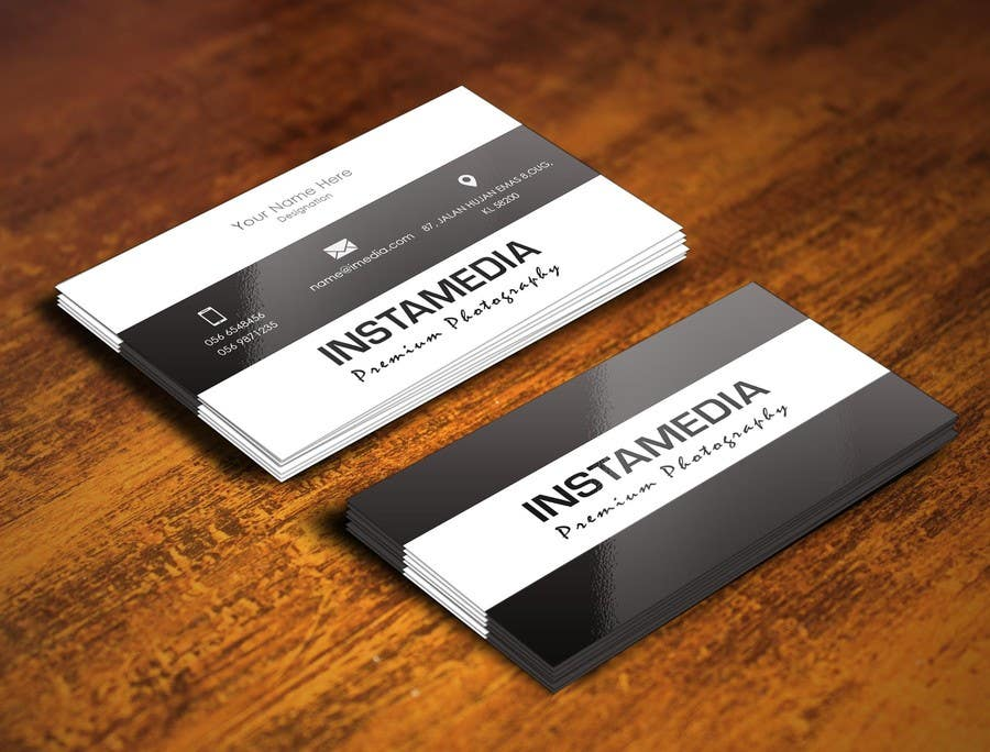 #60 for Business Card Design for Creative Event company by pointlesspixels