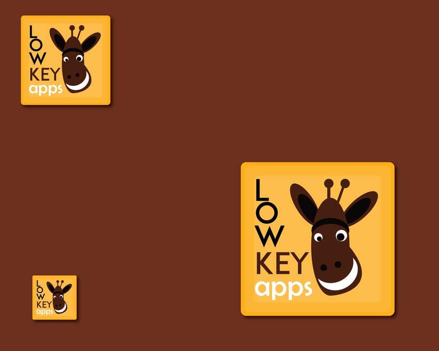 Kilpailutyö #65 kilpailussa Design a Logo for LowKey Apps
