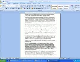 Nro 8 kilpailuun Expository content writing for a presentation käyttäjältä aaronlowcy