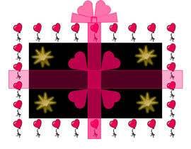 Nro 6 kilpailuun Design a Wrapped Gift Mockup käyttäjältä karankar