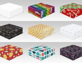 Nro 8 kilpailuun Design a Wrapped Gift Mockup käyttäjältä Vick77