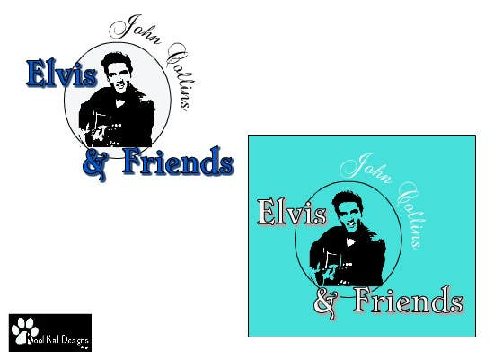 Penyertaan Peraduan #5 untuk ELVIS AND FRIENDS