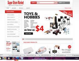 Nro 2 kilpailuun Banner Promotion design for online store! käyttäjältä Ashleyperez