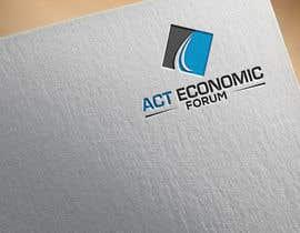 Nro 13 kilpailuun Design a Logo  for Economic Forum käyttäjältä johnmarry8954