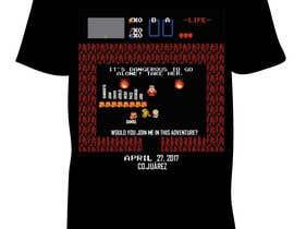 MrMarioBros tarafından Design a T-Shirt için no 3