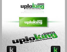 #57 for Logo Design for Uploking.com by totovas