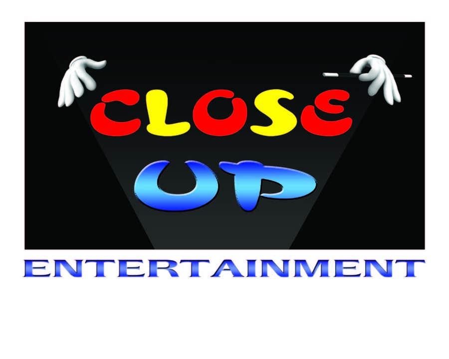 #3 for Develop a Corporate Identity for Close Up Entertainment by machine4arts
