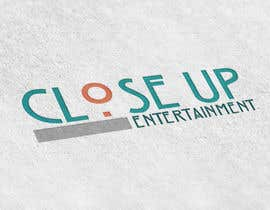 Nro 23 kilpailuun Develop a Corporate Identity for Close Up Entertainment käyttäjältä vladspataroiu