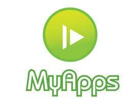 swapnashet tarafından logo design for MyApps için no 27