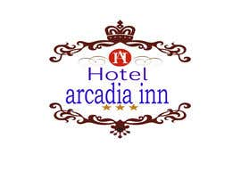 #38 for Design a Logo for hotel Arcadia Inn af kritin3006