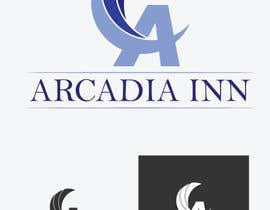 #37 for Design a Logo for hotel Arcadia Inn by senph42