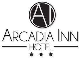 #51 for Design a Logo for hotel Arcadia Inn af Alexandru03