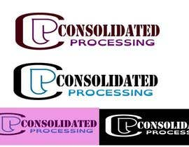 #41 cho Design a Logo for Consolidated Processing bởi greenuniversetec