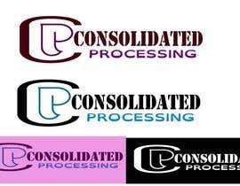 Nro 41 kilpailuun Design a Logo for Consolidated Processing käyttäjältä greenuniversetec