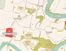 BroWorks tarafından Illustrate Aerial Map için no 2