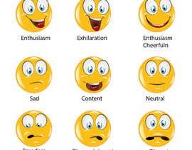 Sasha1717 tarafından Design a grid of 9 original emoji icons için no 25