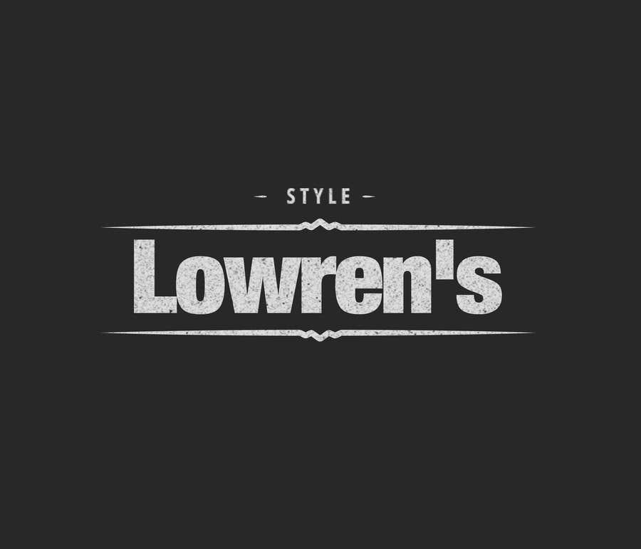 Kilpailutyö #42 kilpailussa Design a Logo for online low-cost fashion store.