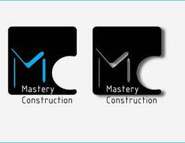 #23 for Design a Logo for Mastery Constructions by krunalpatel19