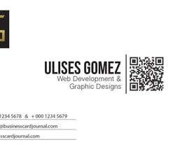 #7 for Design personal business logo by ahmad111951