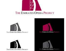 #19 para Design a Logo for The Emirates Opera Project por pansaldi