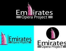 #47 para Design a Logo for The Emirates Opera Project por cloud92design