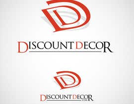 #162 for Logo Design for Discount Decor.com by designer12