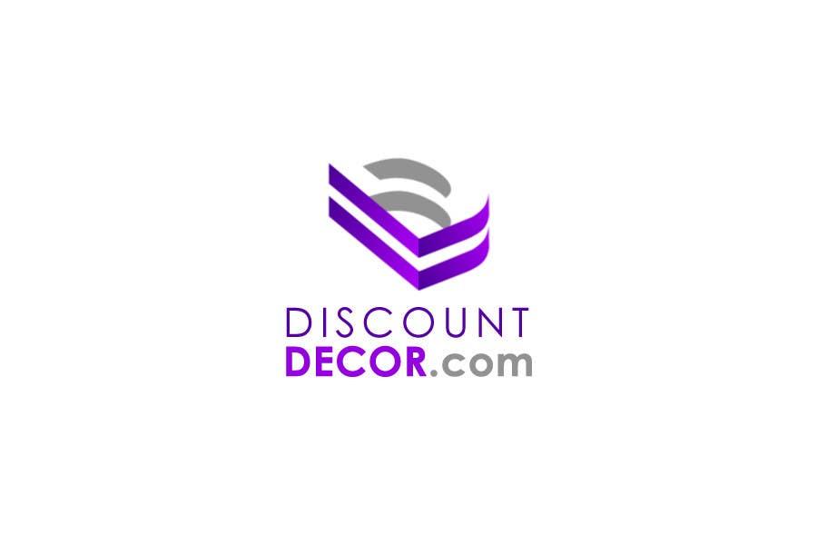Penyertaan Peraduan #255 untuk Logo Design for Discount Decor.com