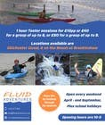 Contest Entry #15 for Design a Flyer for Kayaking Company