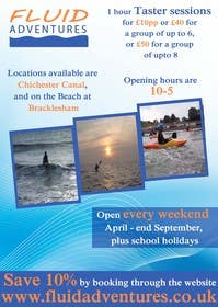#1 for Design a Flyer for Kayaking Company by videoeditingmx