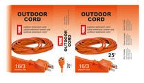 Bài tham dự #2 về Graphic Design cho cuộc thi Packaging Design for Outdoor Extension Cords