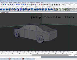 nº 15 pour 3D - Low poly Car model par clementalwin