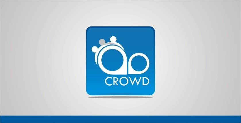 Contest Entry #27 for Design a Logo for a new App called Crowd