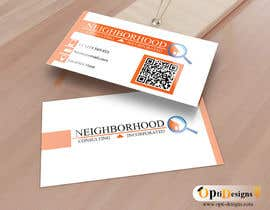 #19 for Design a Business Card af optidesigns