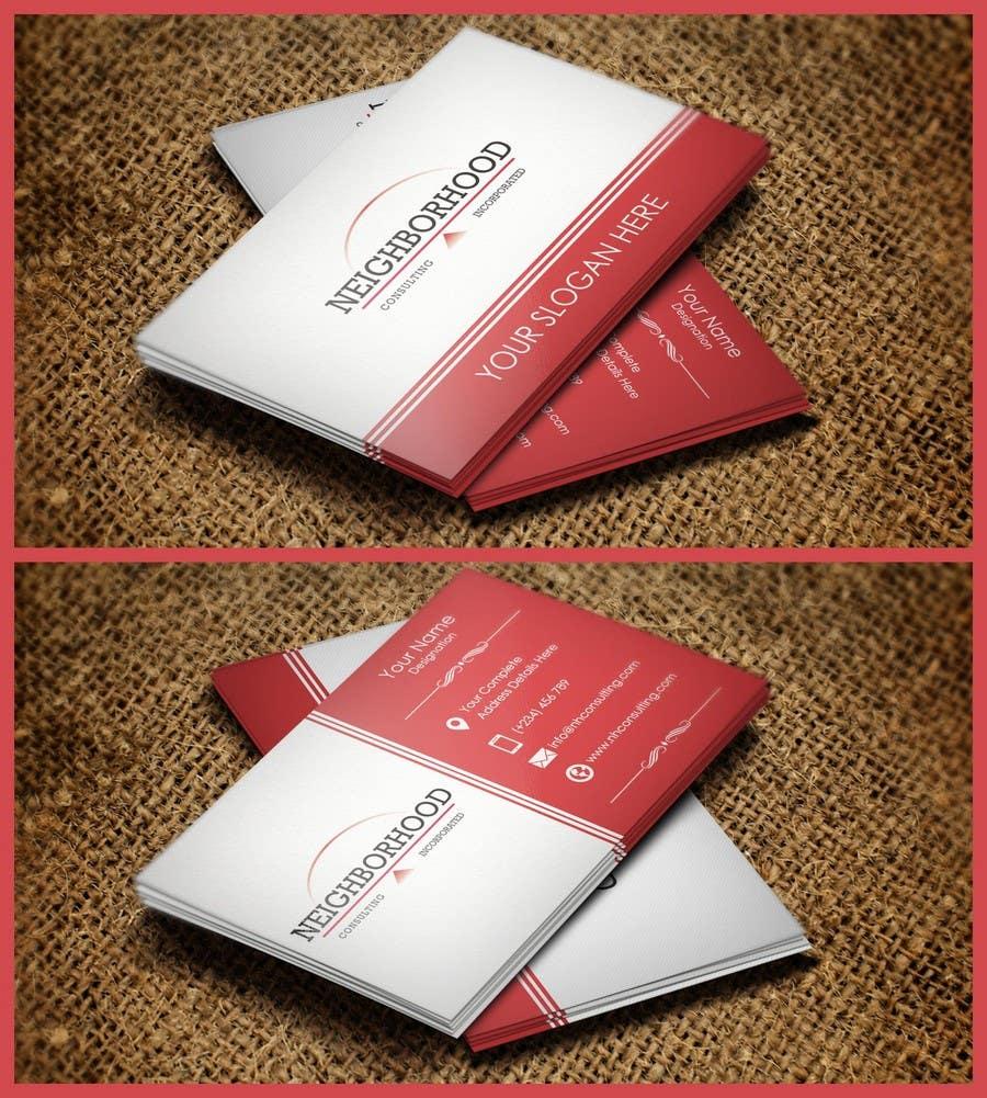 Inscrição nº 23 do Concurso para Design a Business Card