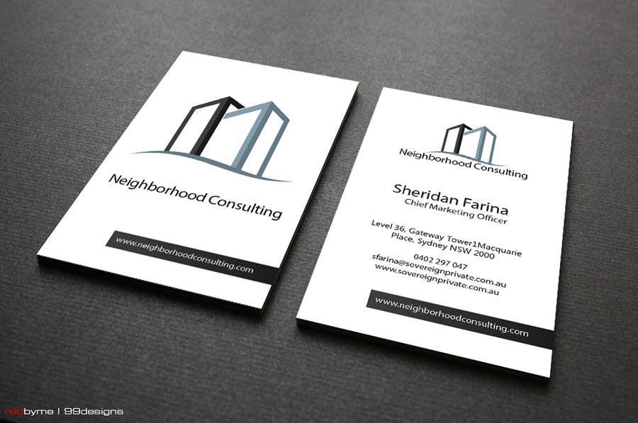 Bài tham dự cuộc thi #5 cho Design a Business Card