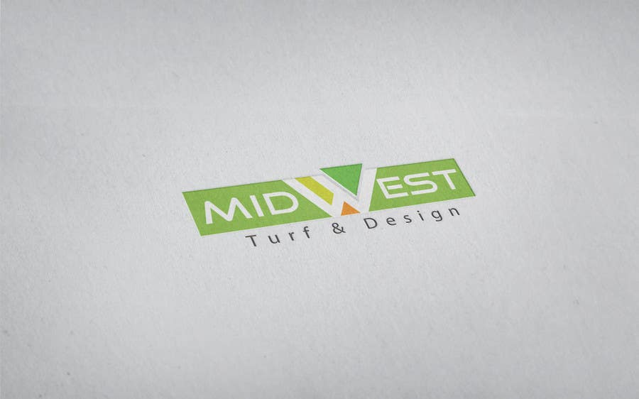 Proposition n°30 du concours Design a Logo for Midwest Turf & Design