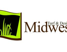 #49 para Design a Logo for Midwest Turf & Design por IAN255