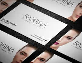 #13 for Business card for makeup artist by smartghart