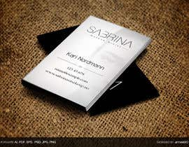 #3 for Business card for makeup artist by arnee90