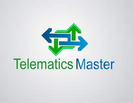 #13 for Telematics Master Logo Design af Rokayafet