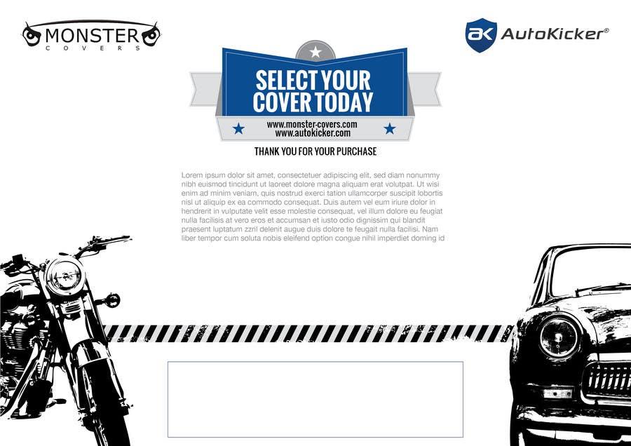 Inscrição nº                                         33                                      do Concurso para                                         Graphic Design for Autokickers - Monsters Covers !