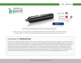 nº 12 pour Design a Website Mockup for Medical E Joint par authenticweb