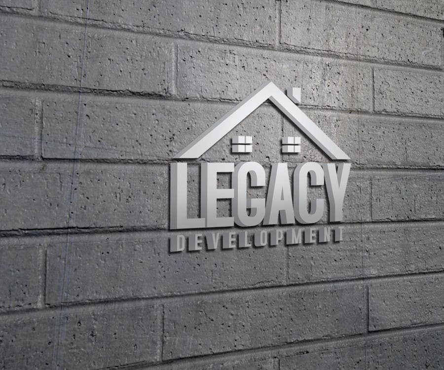 #49 for Design a Logo for Legacy Development by webmastersud