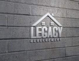#49 para Design a Logo for Legacy Development por webmastersud